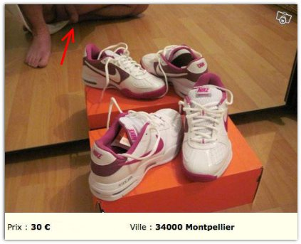 Nike Air Max femme neuves jamais mises